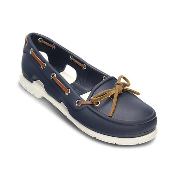 dc36f85c1a Crocs Boat Line Beach Womens Shoe Poshmark Shoes rwqz1r at recessive ...